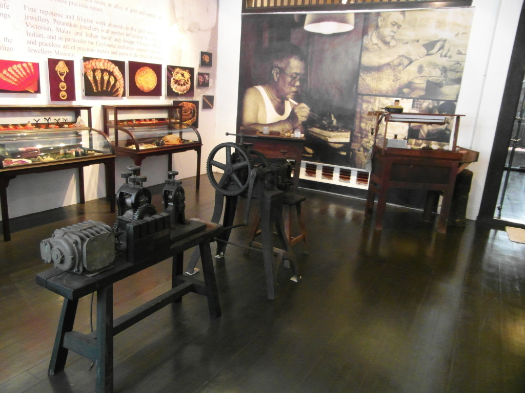 Malacca top 10 Attractions- Straits Chinese Jewelry Museum Malacca