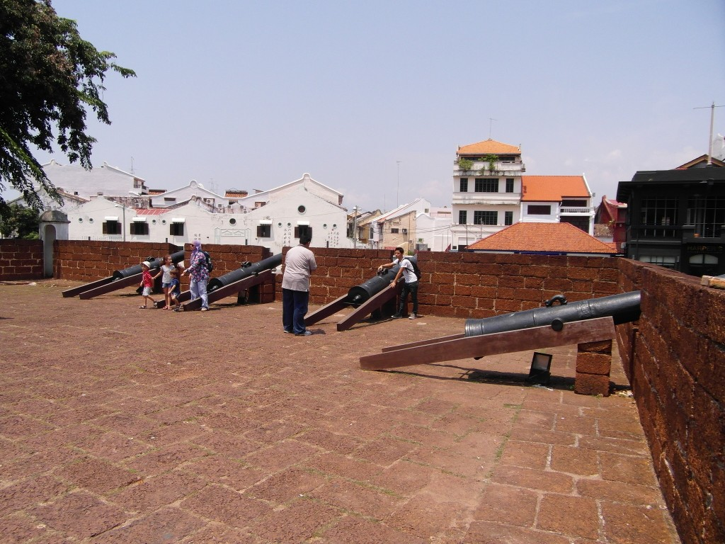 Malacca Top 10 Must-See Attractions - Malacca Fort