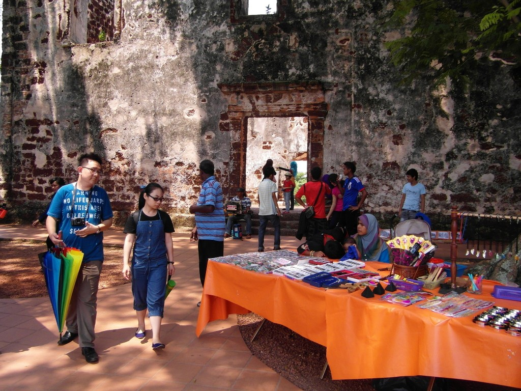 Malacca Top 10 Must-See Attractions - Paul's Church